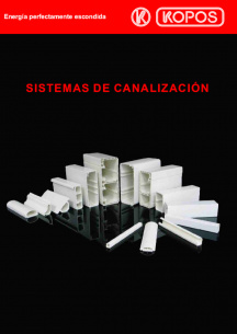 Sistemas de canalización