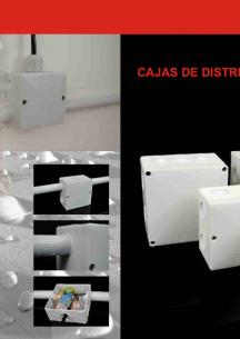 Cajas de distribucion con IP 66