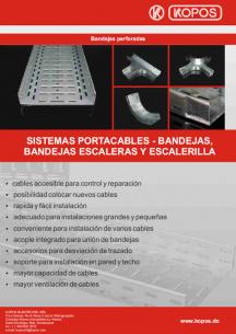 Sistemas portacables
