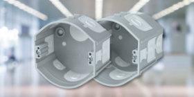 KP 68/D_KA, KPR 68/D_KA cajas de instalaciónes eléctricas empotradas
