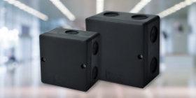 KSK 80_FA, KSK 100_FA cajas de instalaciónes eléctricas para superficie