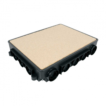 KUP 57 FB - krabice univerzální podlahová