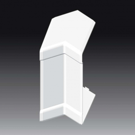 PK 110X70 D HF - kryt 8455HF HB roh vnitřní bezhalogenový