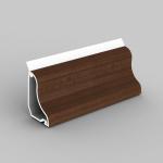 LP 35 I2 - lišta podlahová (imitace)